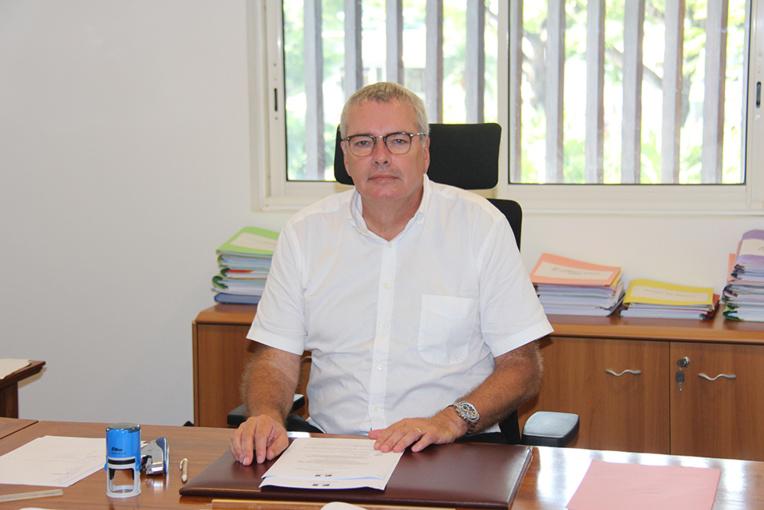 Thomas Pison, procureur général près la cour d'appel de Papeete.
