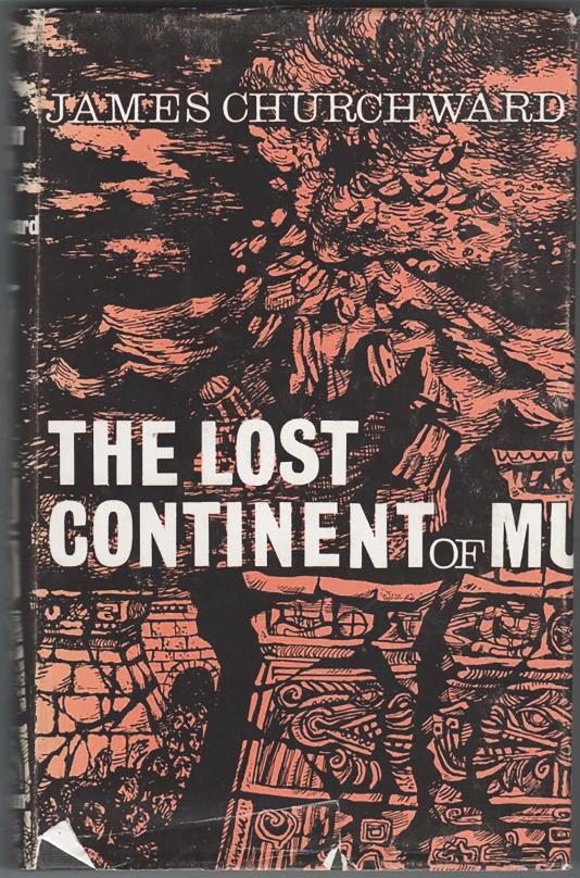 Le premier livre de James Churchward, réédité à de nombreuses reprises. Tout son contenu est faux, mais la crédulité est telle qu'il a remporté un très grand succès en librairie.