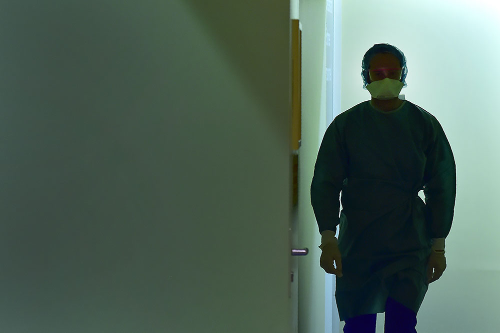 masque respiratoire canard