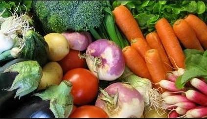 Fruits et légumes livrés à domicile