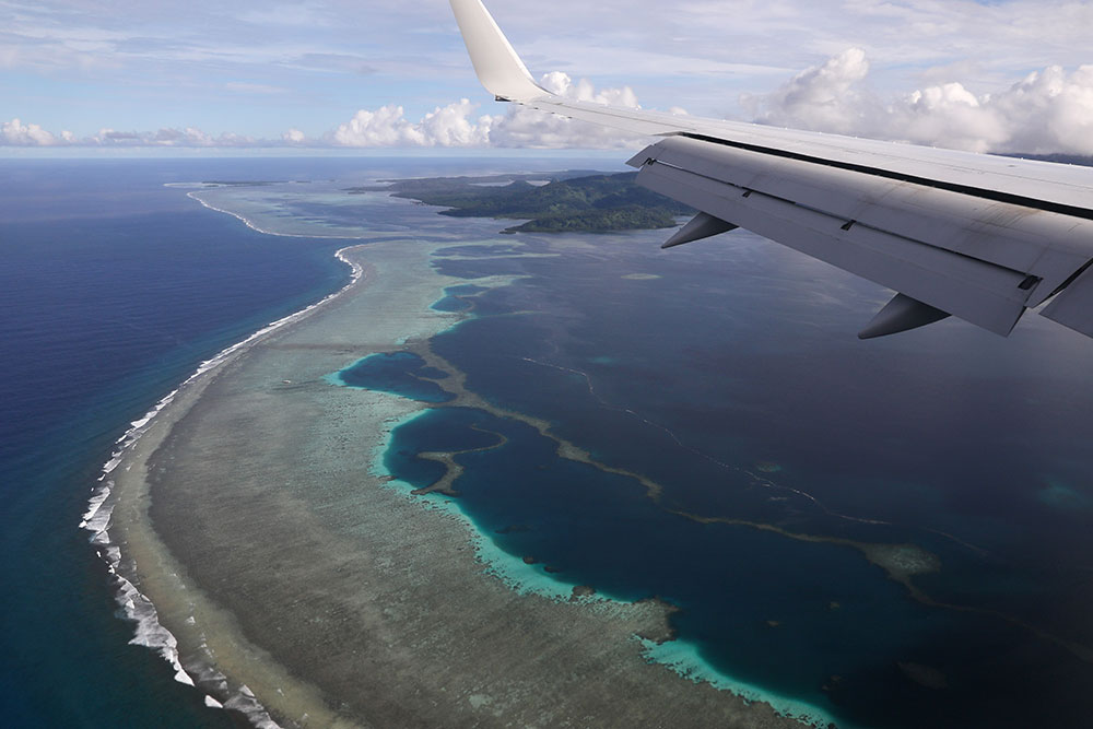 Pacifique : des lieux encore préservés du coronavirus