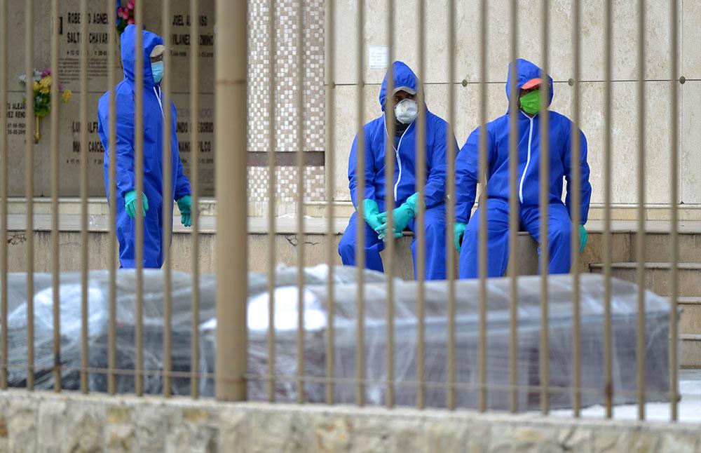 Coronavirus : près de 50.000 morts dans le monde