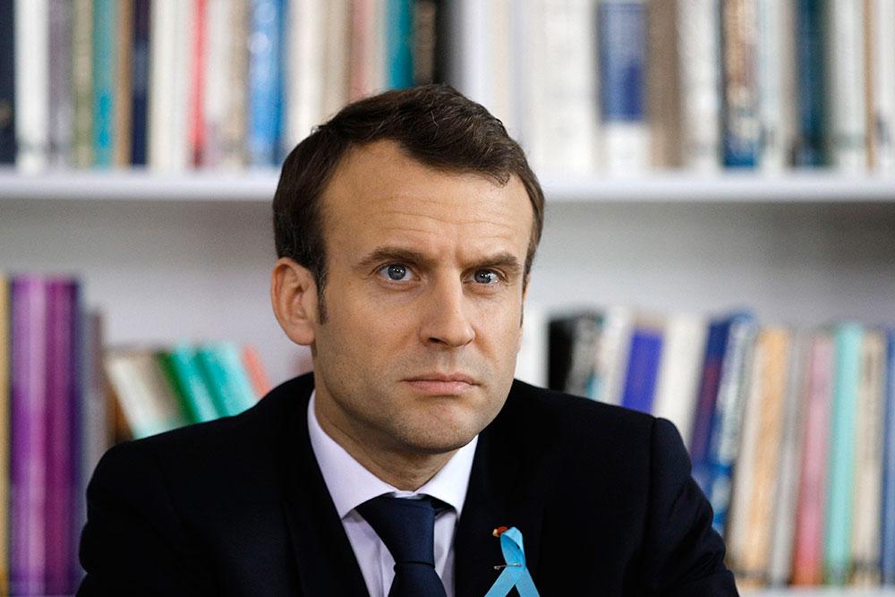 Coronavirus: Macron annonce un aménagement du confinement pour les autistes