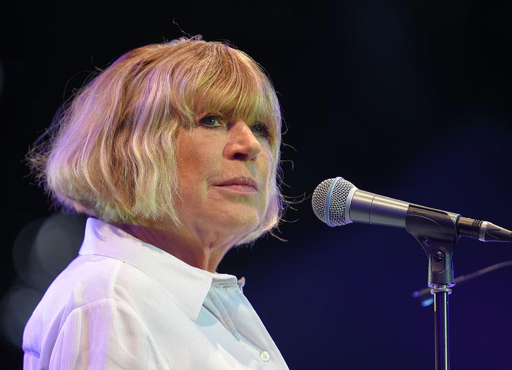 Marianne Faithfull hospitalisée après avoir contracté le coronavirus