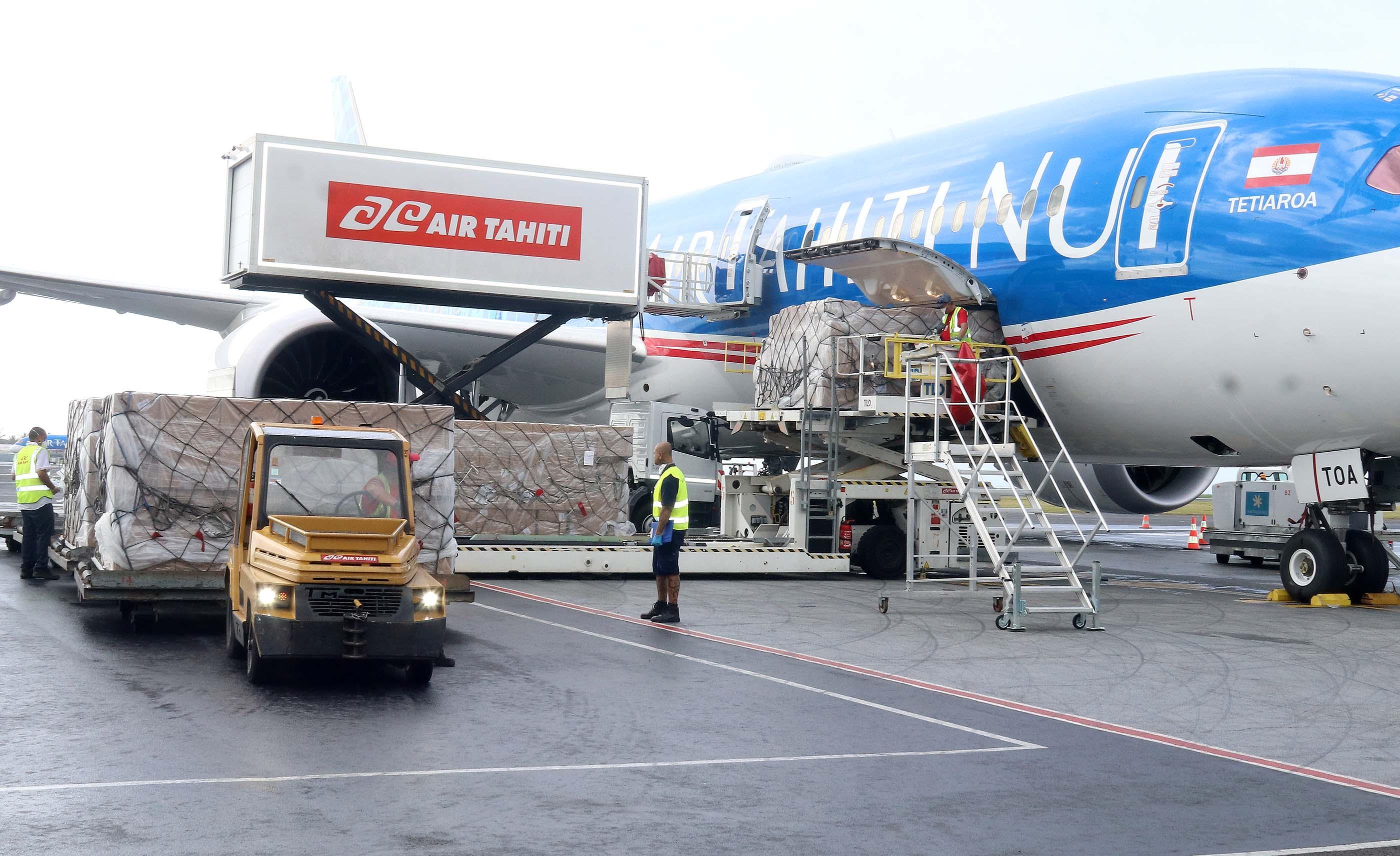 Quinze tonnes de matériel médical pour la lutte