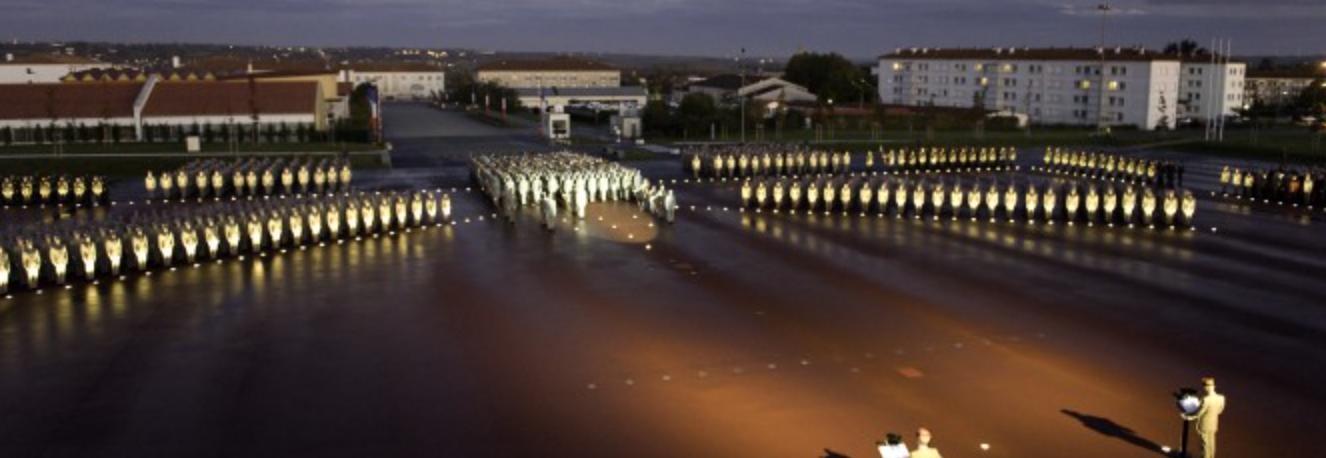 L'armée rend hommage aux guerriers du Pacifique