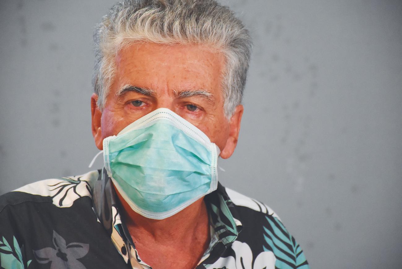 """Coronavirus : """"Ne cachez pas votre état"""""""