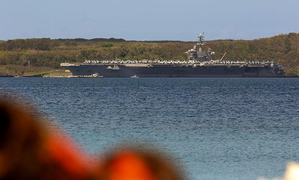 Un marin du USS Theodore Roosevelt meurt du Covid-19