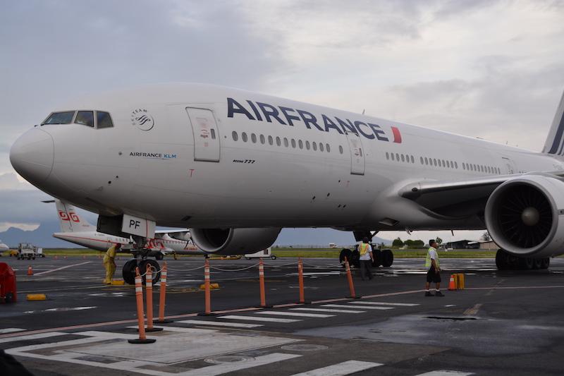 Air France prolonge la suspension de ses vols à Tahiti