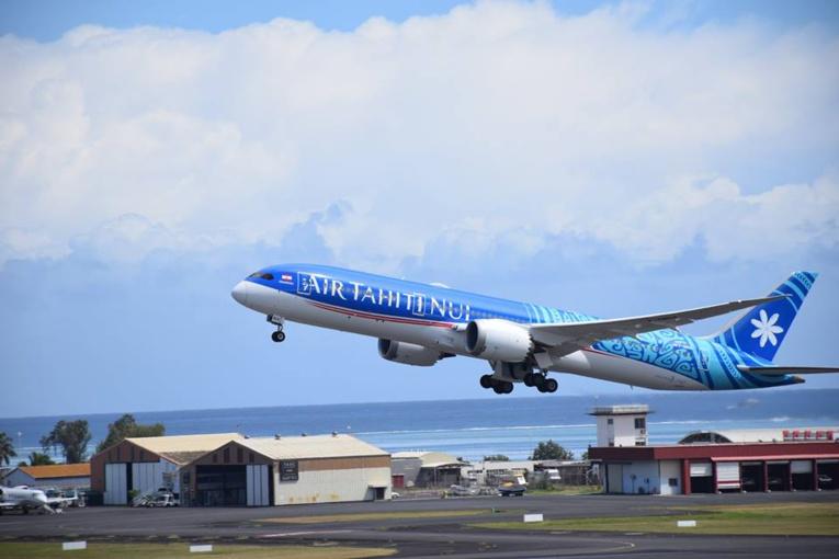 Le second vol de continuité territoriale est programmé pour le 19 avril à 3 h 30.