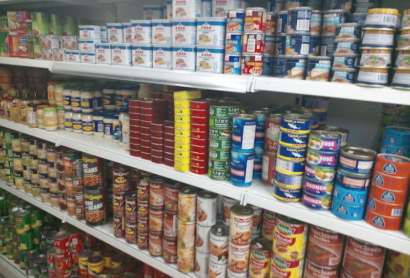 Inflation : L'épicerie pas vraiment très fine