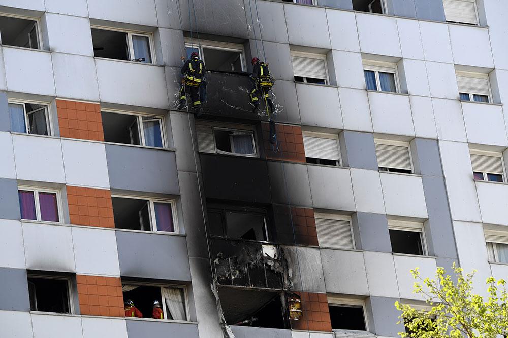 """Seine-et-Marne: un """"feu volontaire"""" sans doute à l'origine d'un incendie meurtrier"""