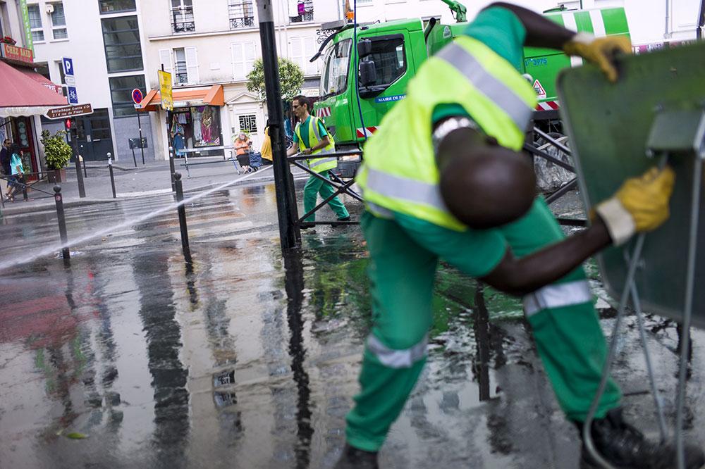 Des traces de Covid-19 dans l'eau non potable de Paris