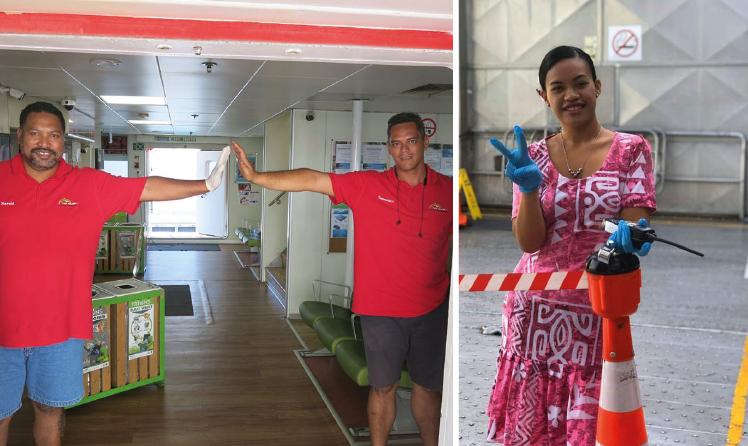 Tahiti-Moorea la liaison rétablie