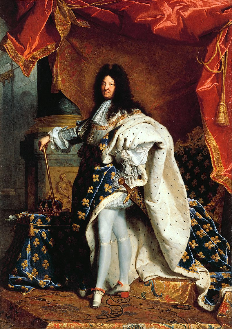 Louis XIV encouragea cette expédition dans la Mer du Sud, car il avait grand besoin d'argent pour financer ses guerres et ses dépenses somptuaires.