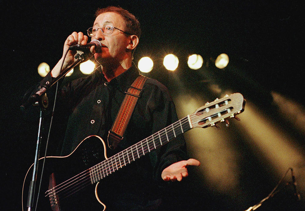 Mort du chanteur algérien Idir, légende de la musique kabyle