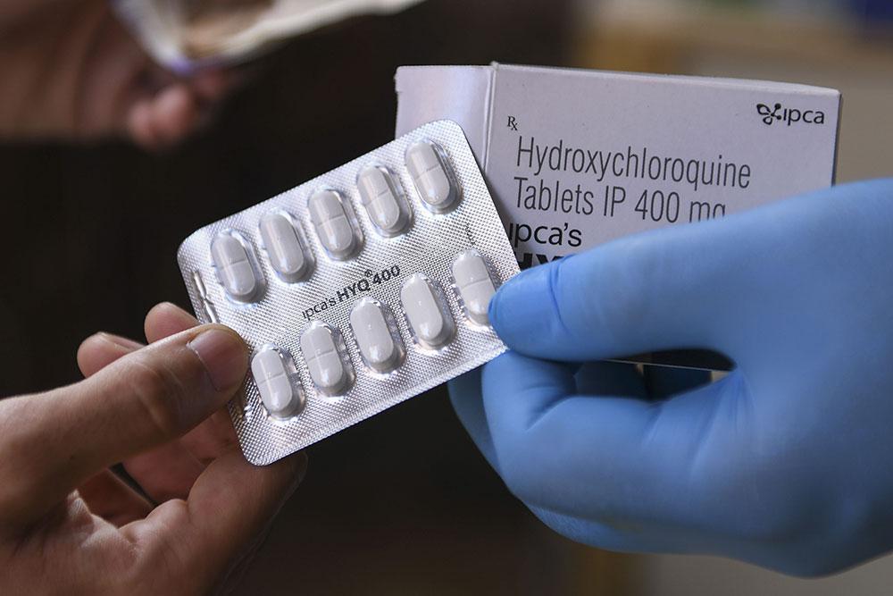 Coronavirus: pas d'efficacité probante de l'hydroxychloroquine sur les malades