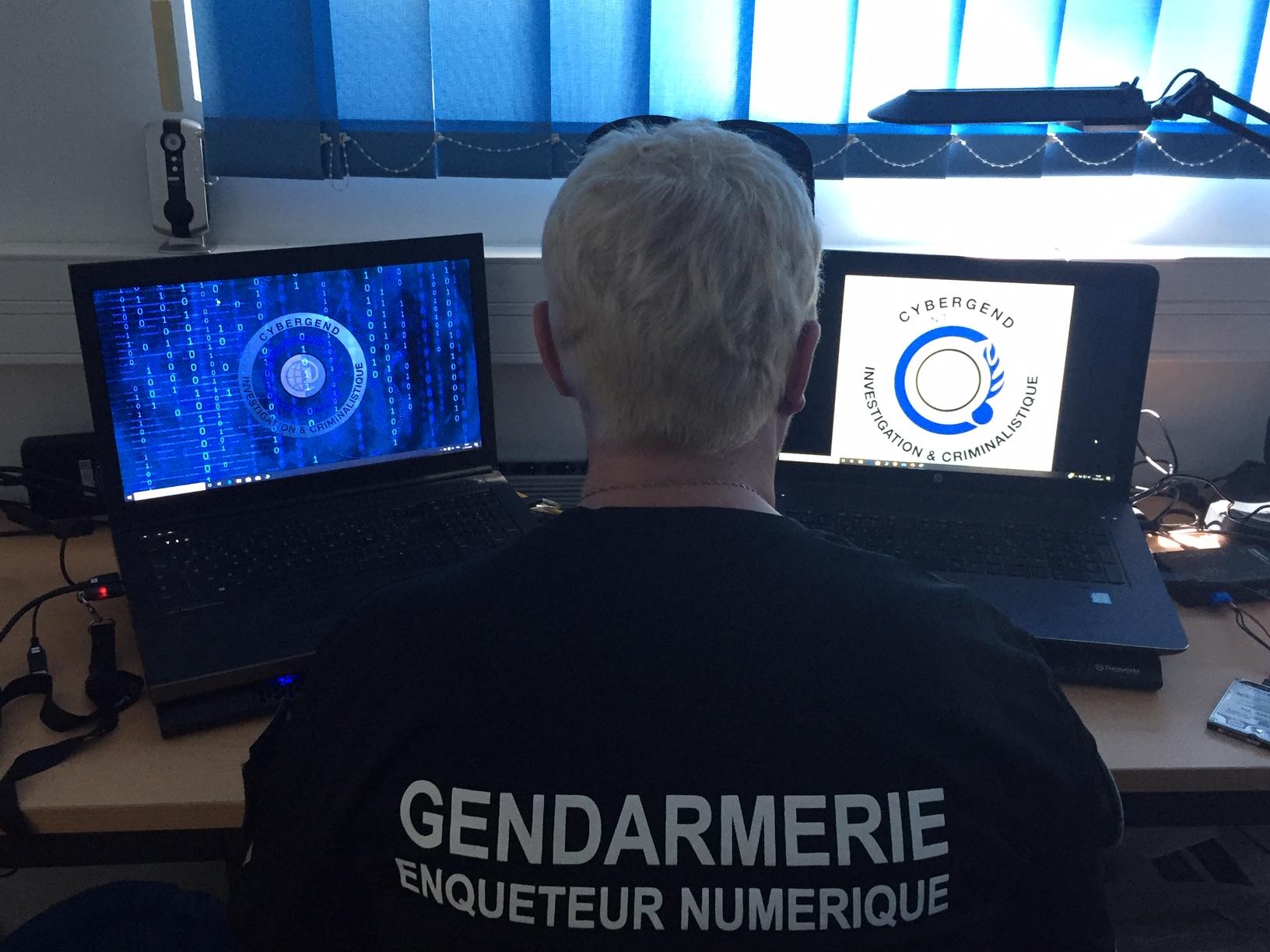 "Une ""cyber"" brigade pour la gendarmerie"