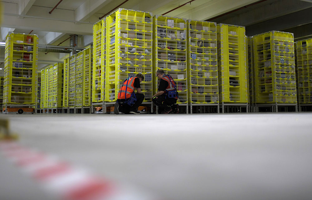 Amazon appelle à une loi contre le gonflement des prix en temps de crise