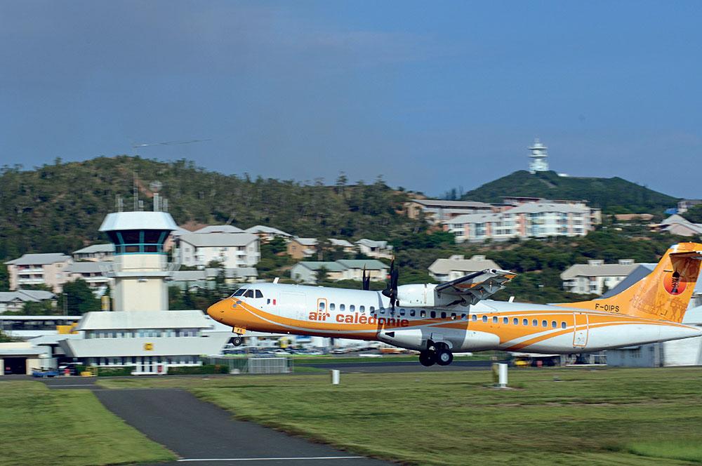 Air Calédonie International (ACI) lance un plan de sauvetage