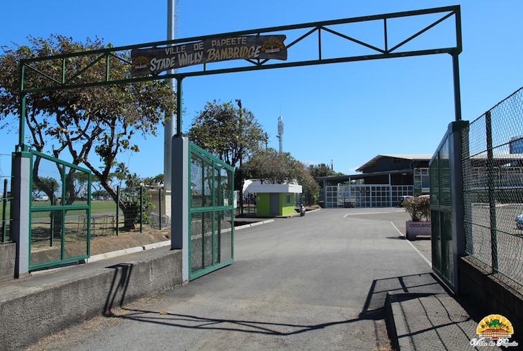 Stade, terrain, piscine... Nouvelles règles du jeu à Papeete