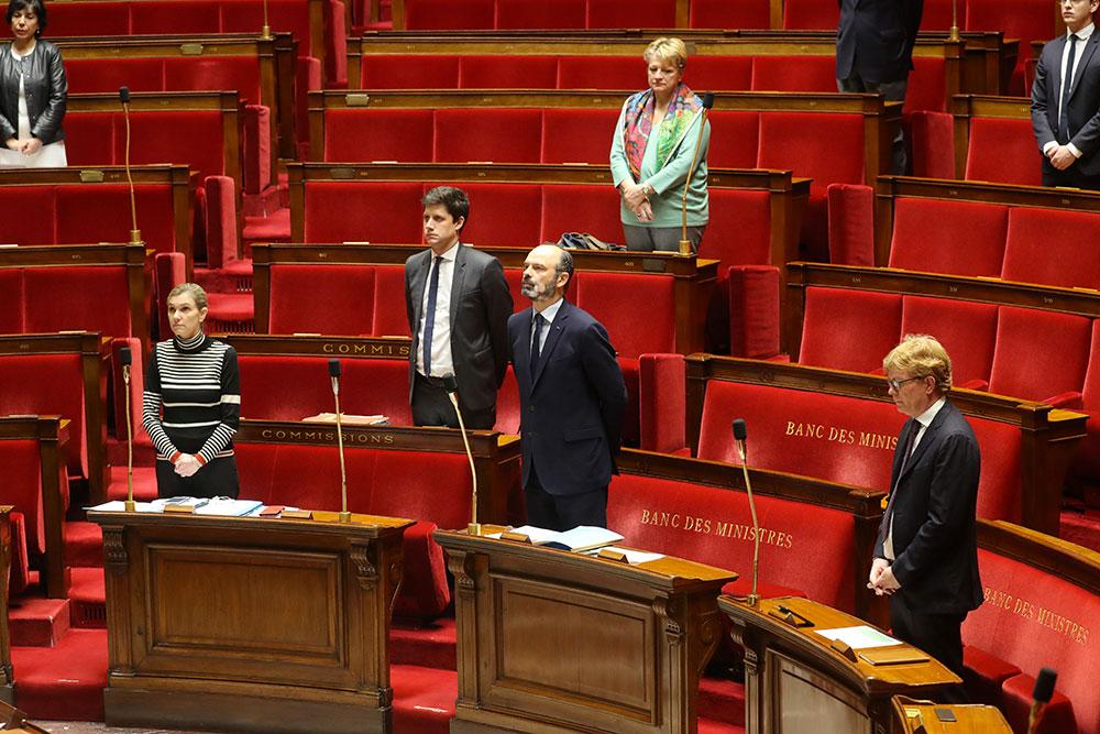 Création d'un 9e groupe à l'Assemblée, LREM perd de justesse la majorité absolue