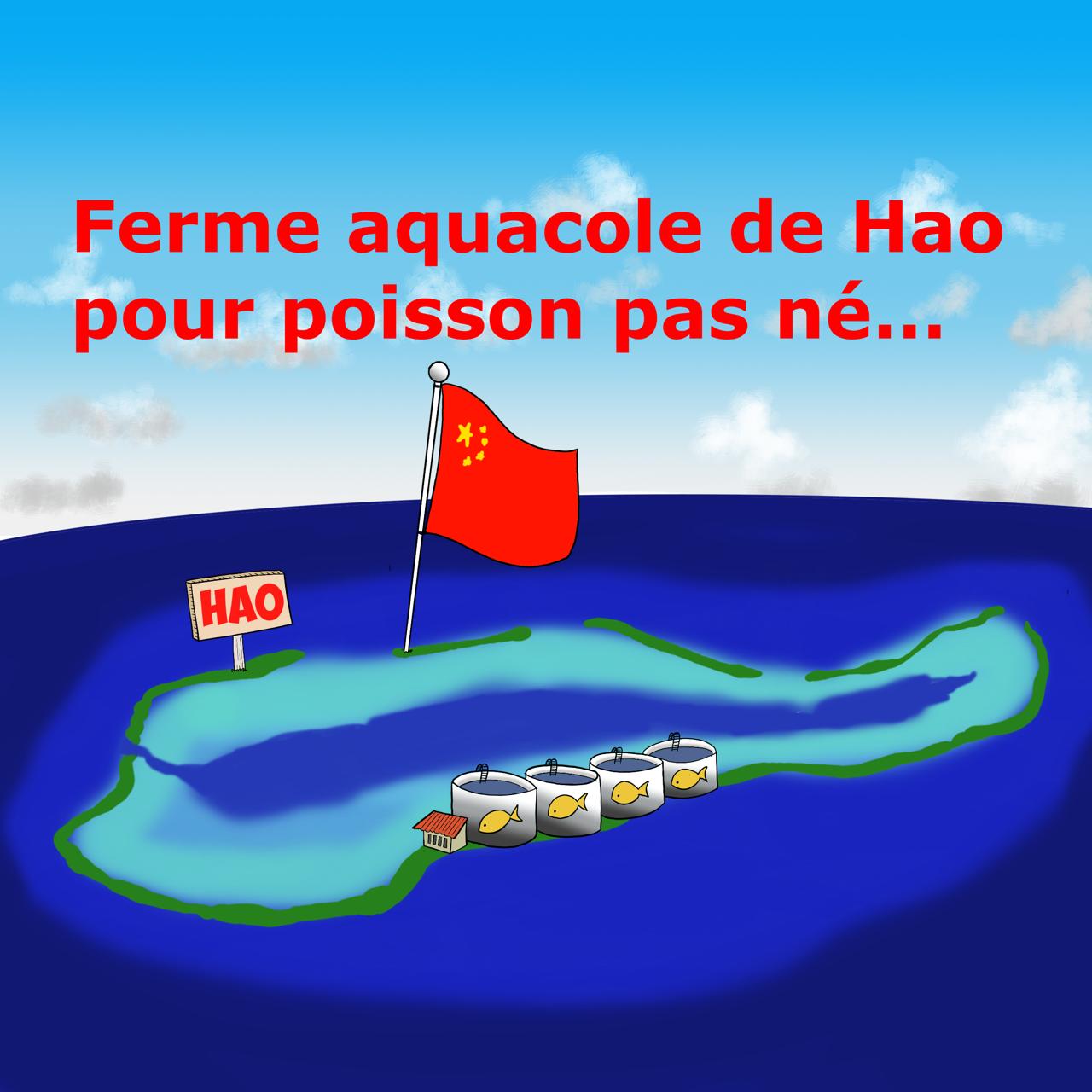 """""""Poisson pané"""", par Munoz"""