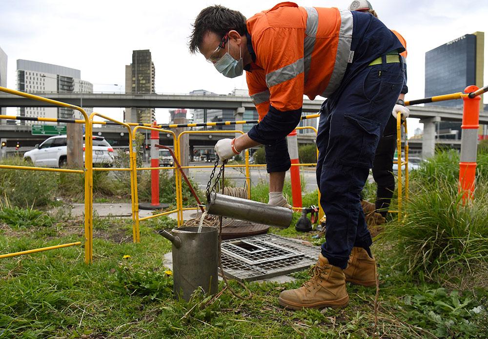En Australie, le coronavirus est traqué jusque dans les égouts