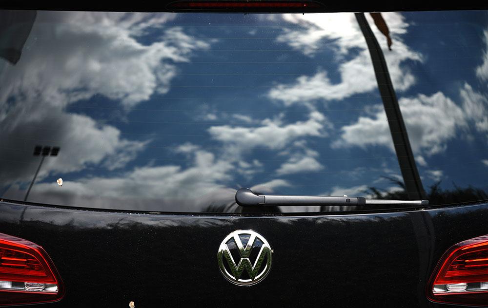 Dieselgate: Volkswagen devra partiellement rembourser ses clients en Allemagne