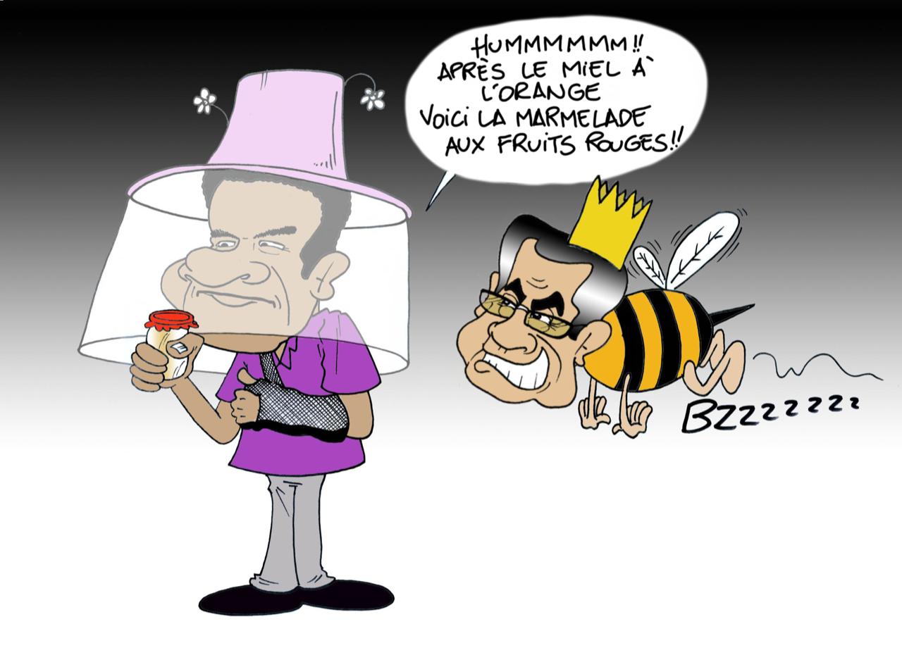 """""""La marmelade aux fruits rouges"""", par Munoz"""