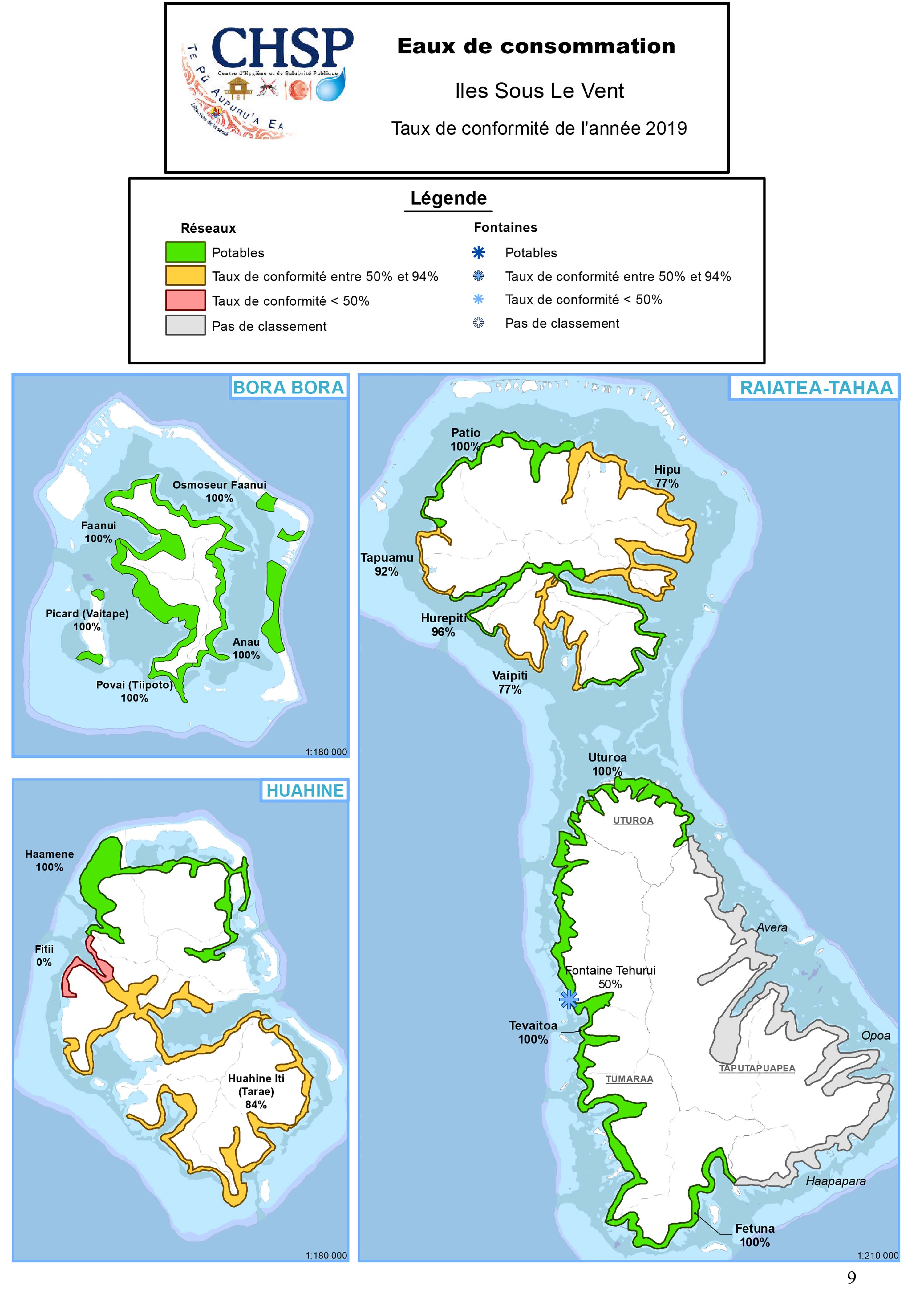 Eau potable : La situation se dégrade dans les îles