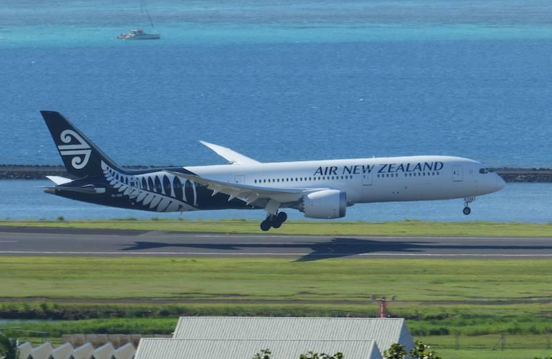 Air New Zealand d'accord pour revenir à Tahiti, mais sans quatorzaine