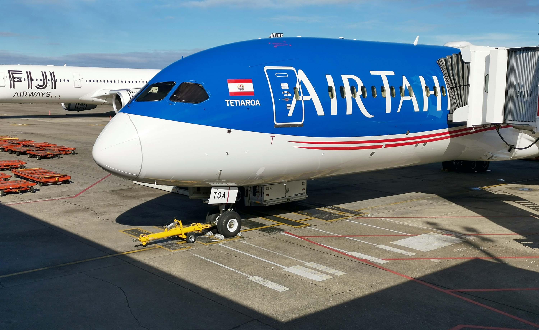 Le deuxième vol ATN est arrivé de Shanghai
