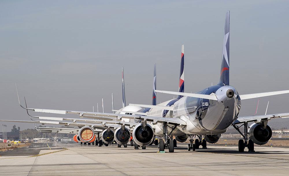 Le Chili étudie un plan de sauvetage de la compagnie aérienne LATAM
