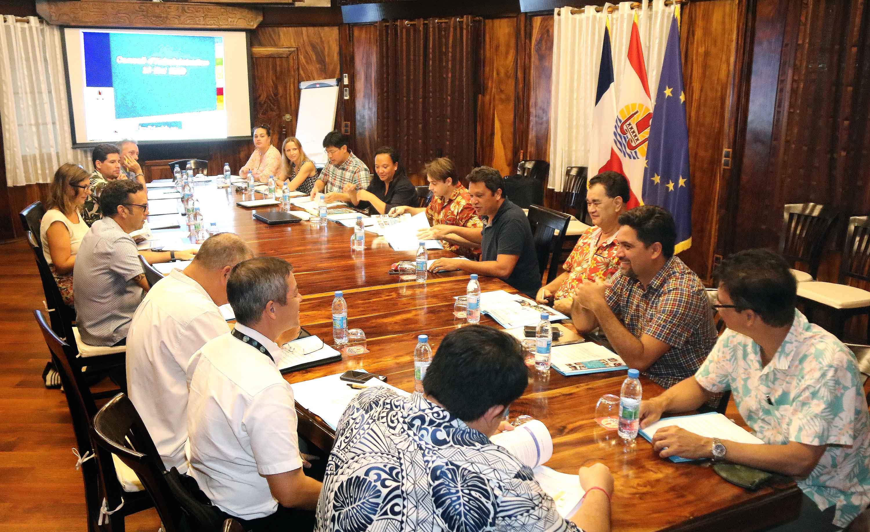Initiative Polynésie française crée un nouveau prêt de crise
