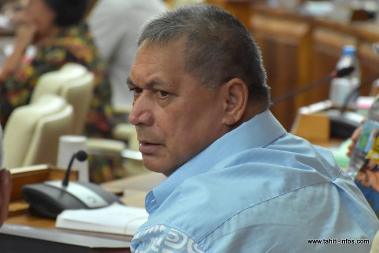 Condamnation en diffamation confirmée pour Puta'i Taa'e