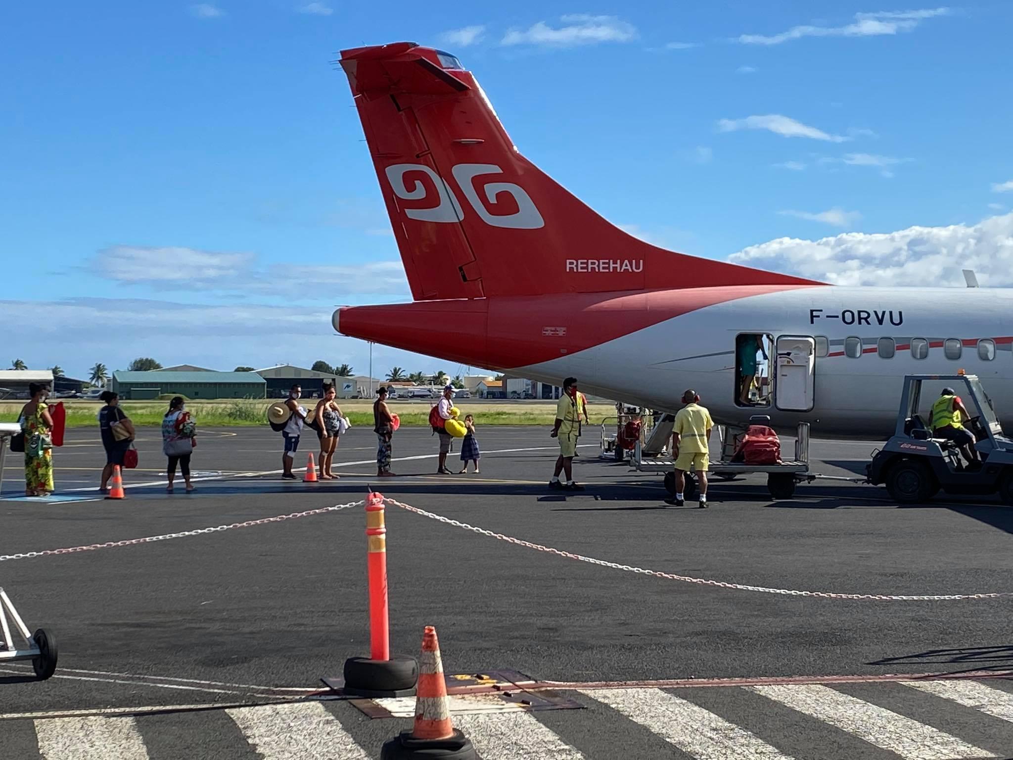 Air Tahiti ne sera pas indemnisé pour le désenclavement
