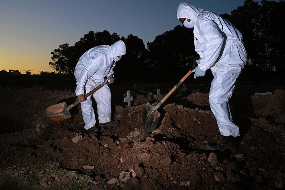 Virus: six millions de personnes contaminées dans le monde, forte propagation au Brésil