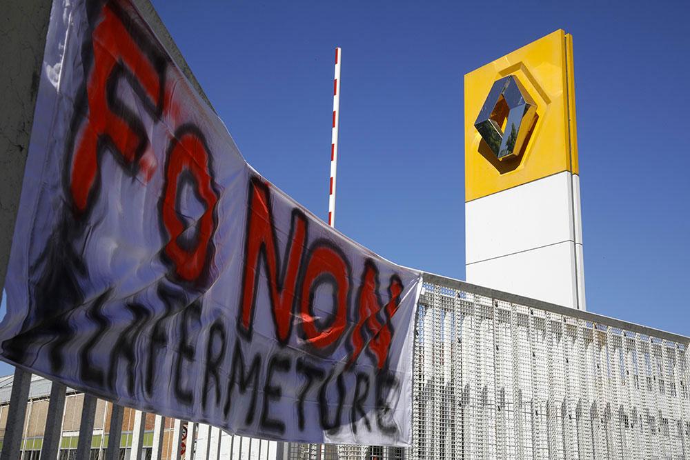 Renault s'engage pour Maubeuge et obtient un prêt garanti par l'Etat
