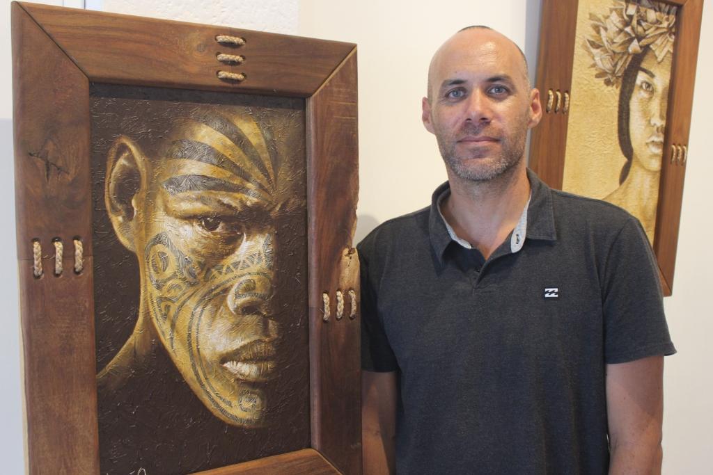 Les nouveaux portraits de Louzé chez Winkler