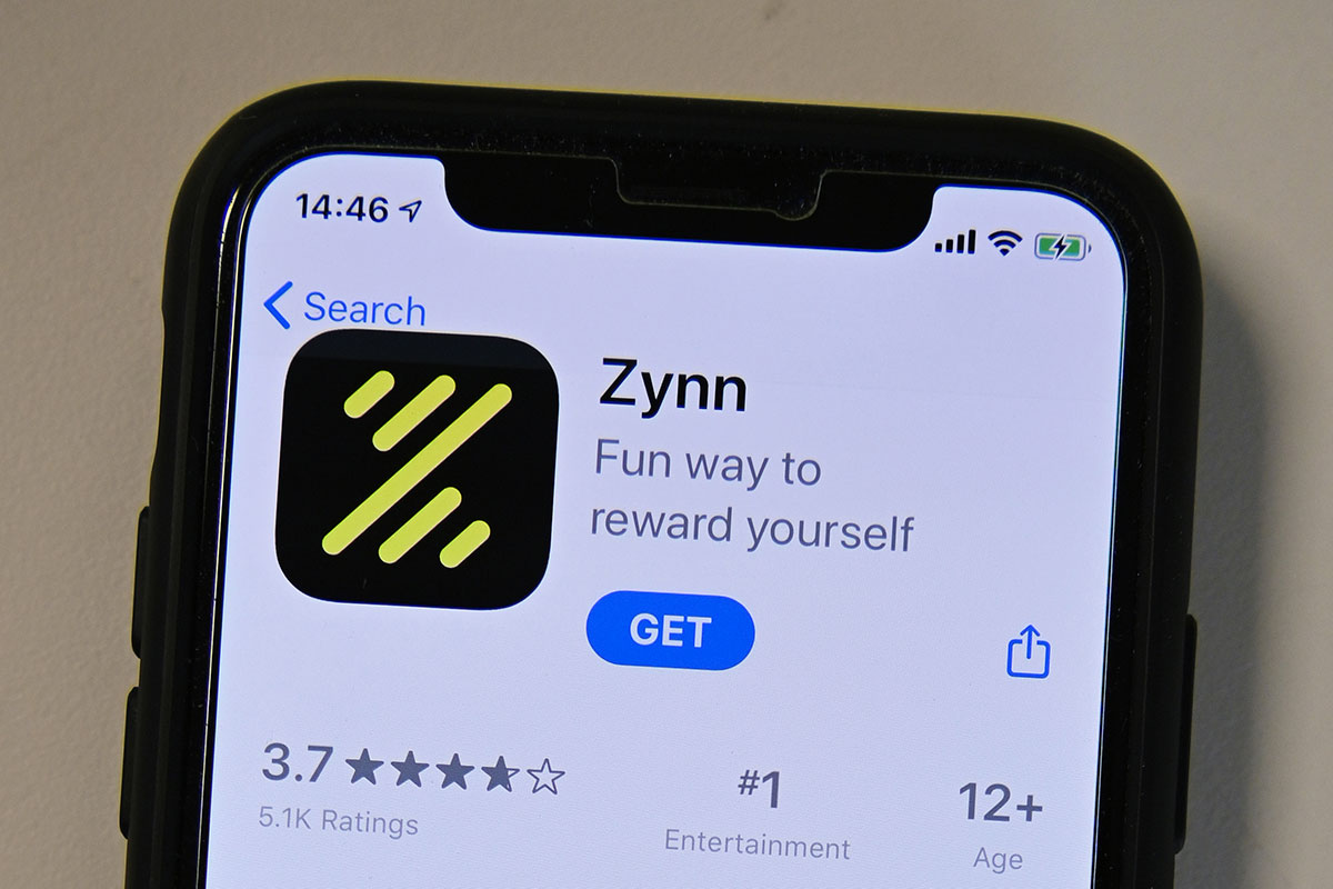Zynn, l'appli zinzin qui s'attaque à TikTok à coup de dollars