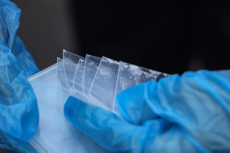 Un car wash de Papeete soupçonné de blanchir un trafic d'Ice