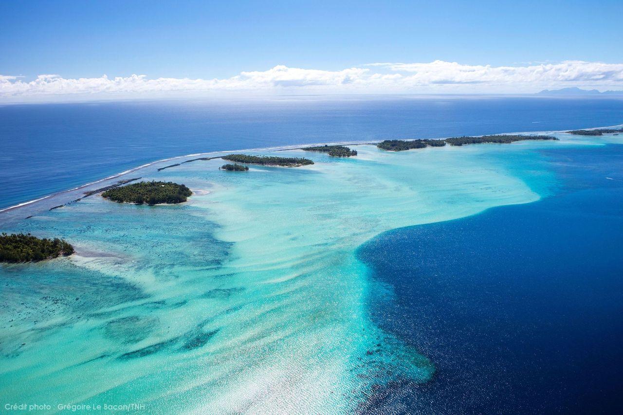 La Perle du Pacifique toujours Pavillon Bleu