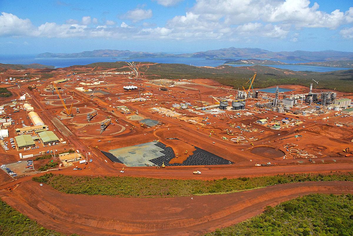 Nickel: un consortium calédonien et sud-coréen intéressé par l'usine de Vale en Calédonie