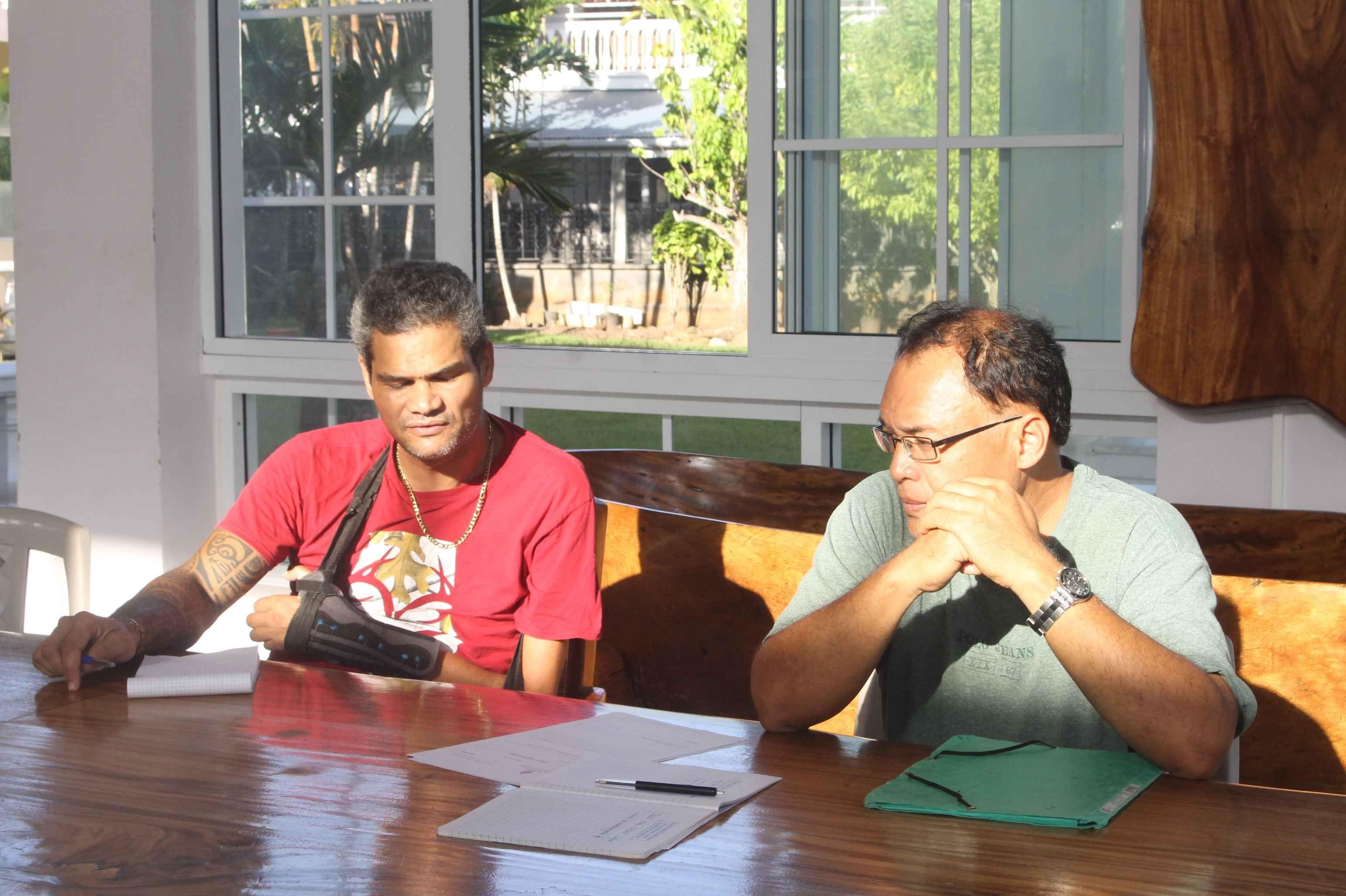 Délinquance : Manutahi interpellé sur Raiatea et Tahaa