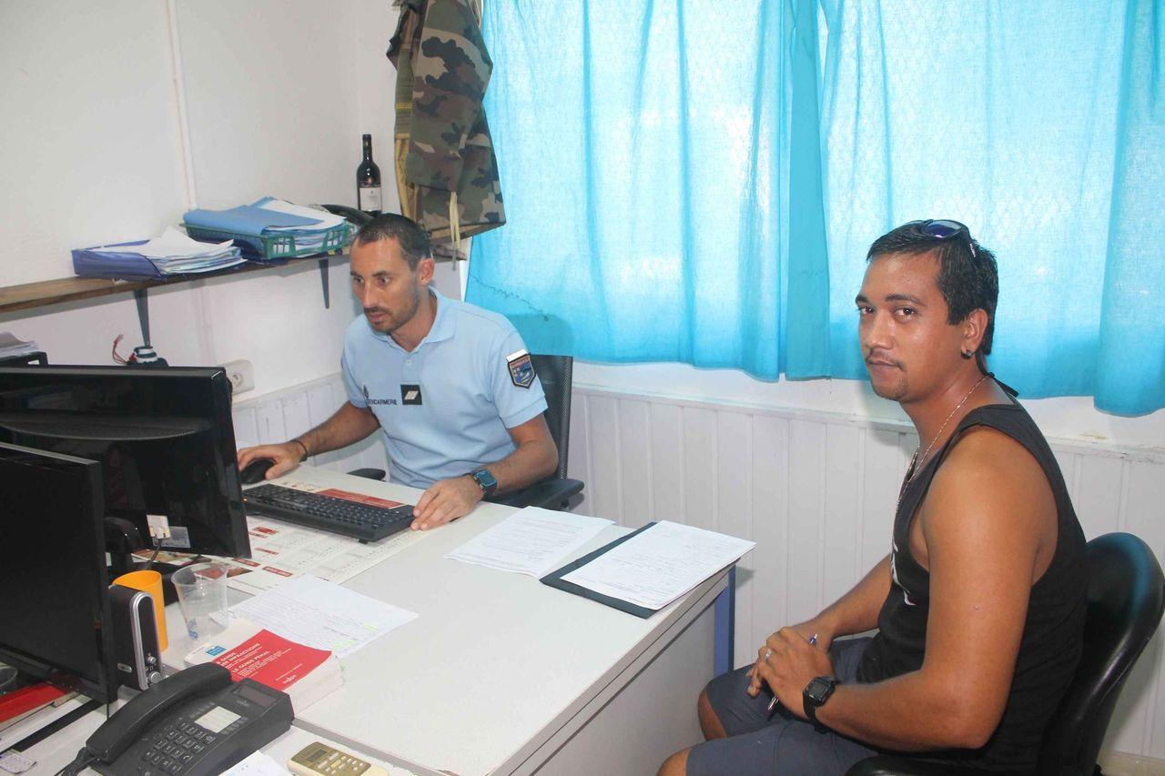 La gendarmerie se délocalise pour recruter aux Raromatai