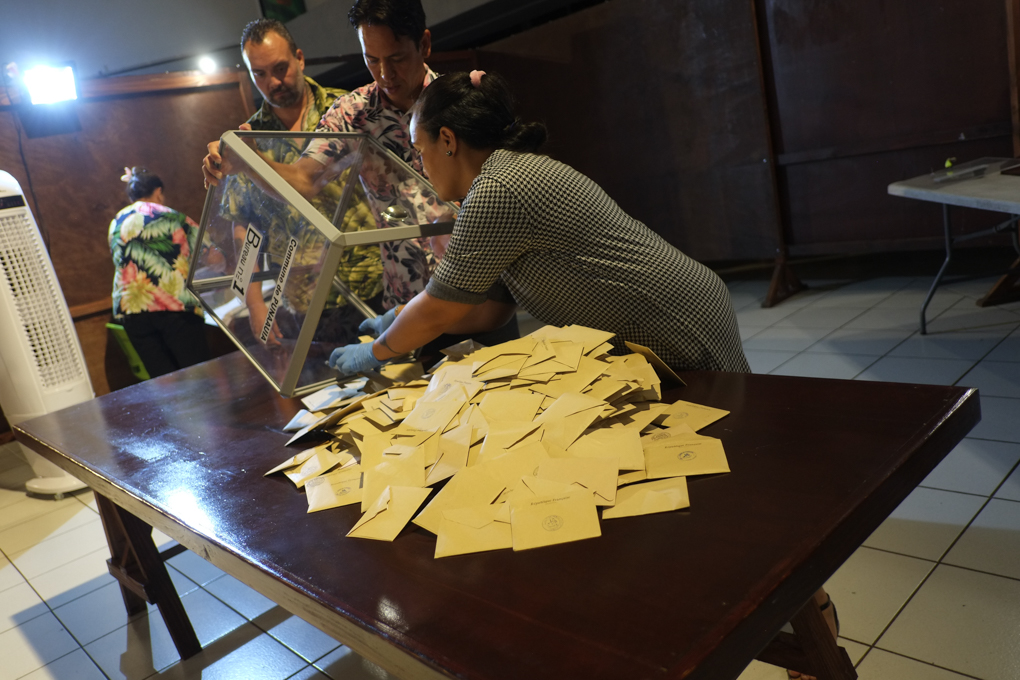 Municipales : Le premier tour de scrutin déjà scruté