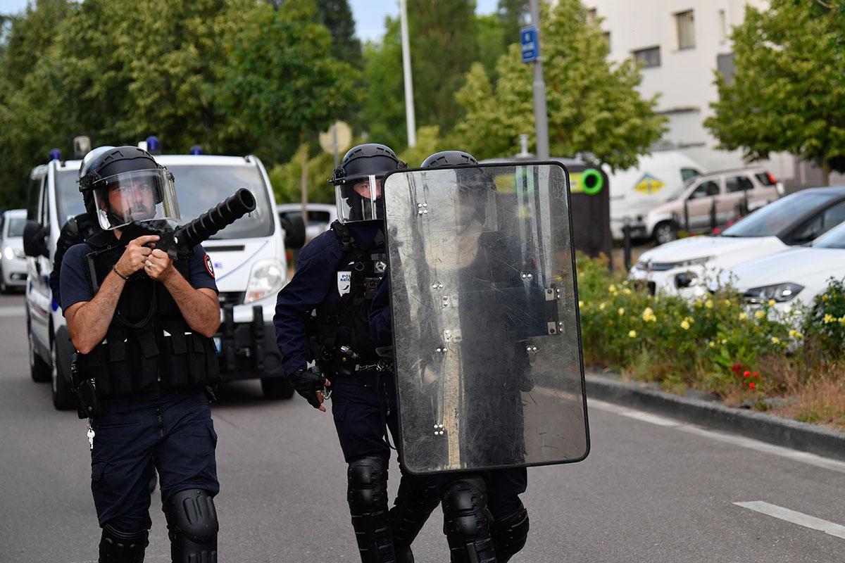Tensions à Dijon: coup de filet au sein de la communauté tchétchène