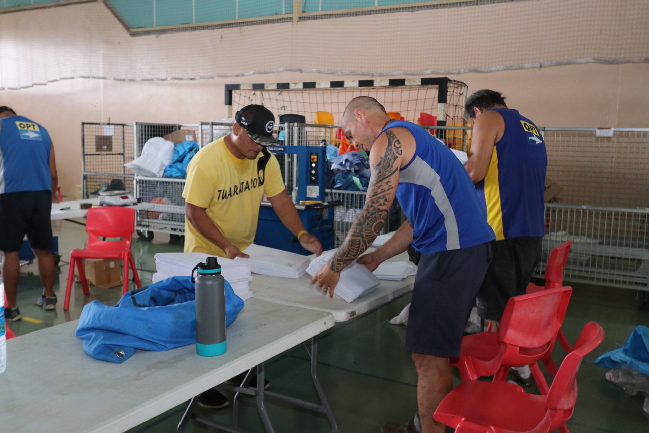 Haut-commissariat de la Polynésie française.