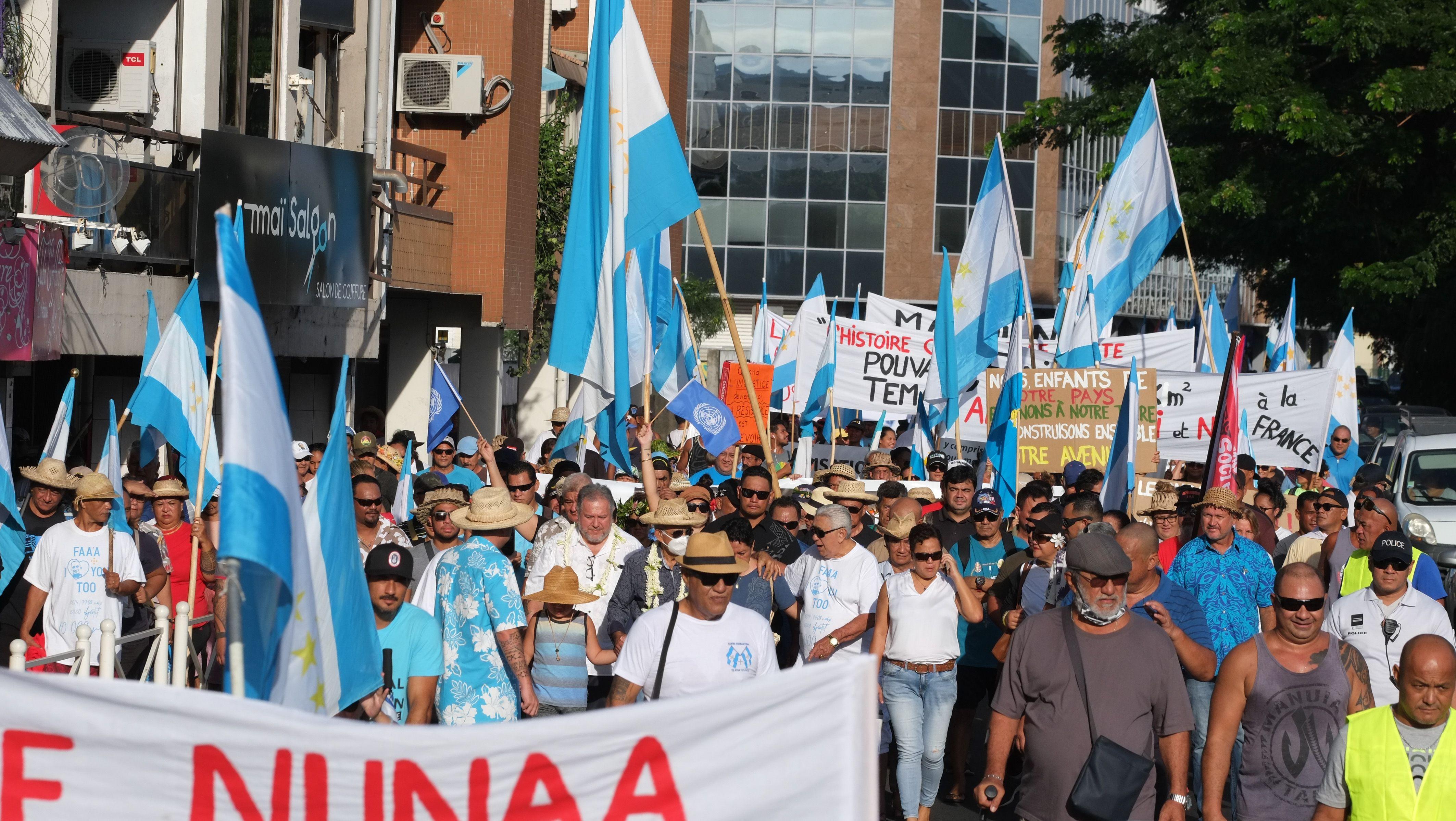 La lutte contre les injustices rassemble un millier de marcheurs